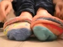 Socks To Toes (Sock Strip)