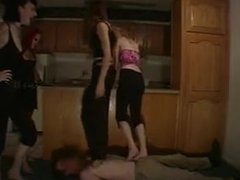 multi girls trampling 1