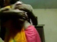 BANGLADESHI - PRETHA showing boobs from KolKata