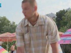 Ukrainian TV show skit 2