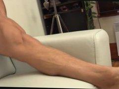 Kovi Lacroix aka Bodybuilder Philippe Lebrun Cum