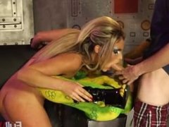 BEX ANAL Eva Parcker and Tiffany Doll XXX Fuck Me Earthling (Brzzrs Exxtra)