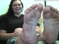 Lacey's Size 12 Feet preview