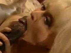 Nina Hartley Gets Fucked  by Black Cock