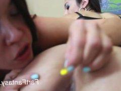 Giantess fart : EdenAlexander_CrystalLopez