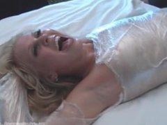 Billie 625's Plastic Wrap Tickle part 1