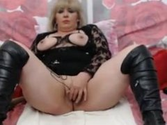 Blonde Mature On Webcam - www.xwebcams.tk