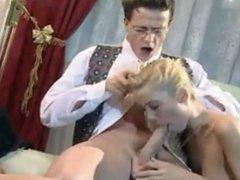 Hot Group Fuck of Two Cute Hungarian Babes - gleecute.com