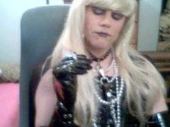 Kalina Dirty Smoking Sissy Whore