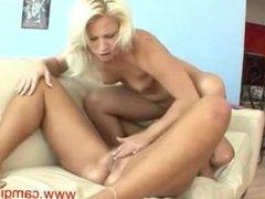 Amateur lesbian old young