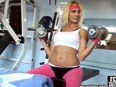 Vega Vixen workout