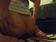 Mr. Marcus dildo in my ass
