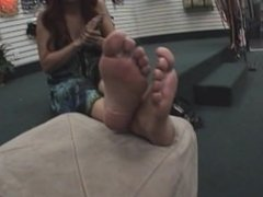 latina feet smell pedisole