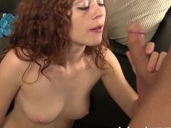 Redhead Teen Gets Her Pussy Smashed!