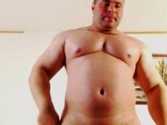 Romanian Bodybuilder Marcu Ionel Cums on Cam Full Version