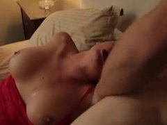 Guy fuck a Sleeping Sexy Milf