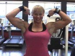 Wendy Lindquist - Workout & flex 2