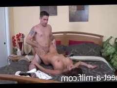 Stepmom & Stepson Affair 18