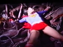 Japan Superhero Tentacle Abuse