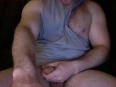 BiCurious Beefy Muscle Stud Strokes Off