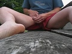 park bench parkbank