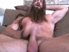 Hot Mountain Man Webcam Show #2
