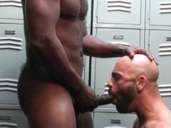 Spectacular Monster Cock Daddy Backbacking