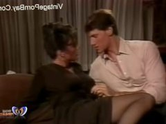 Stepson Seduced And Fucked Mom With Her Stockings - www.vintagepornbay.com
