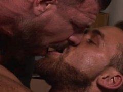 Rocco Steel has (rare) safe sex