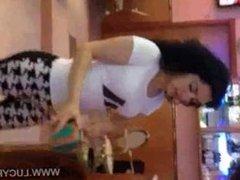 Hot Girl at Supermarket filmed by hidden camera! More at lucypussy.com
