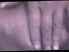 Webcam - close up - masturbation