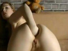 sweet teen Helen brutal anal fisting- liveslutroulette.com