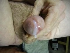 Prostate Milking in Slower Motion. CUM CUM CUM!