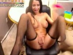 WEBCAM-amazing-webcam-latina by www.x-rated.biz