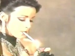 Smoke Exhales _ Smoke Fetish Video Of Smoking Exhales