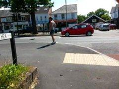 Street Hooker Spotted Prostitutes on corner