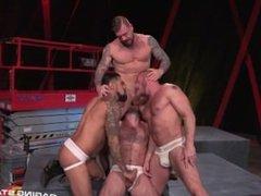 Hunter Marx, Boomer Banks, Billy Santoro, Rocco Steele by Raging Stallion