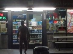 Dare - Go to a convenience store naked and get directions