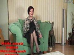 Classy mature mother makes first step into pornstep momstep mom--fans-like.com/porn4u