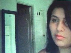 Marcela Colombiana casada se muestra x cam masturbandose