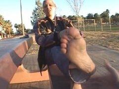 italian mature feet