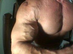 Jock Stripper Cums Hard