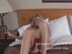 Fuck me before new step dad is here