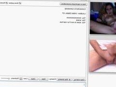 Blonde Masturbating Hard Omegle - MoreCamGirls.com