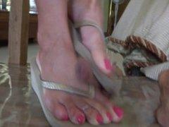 Flip Flops Trample Job