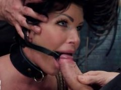 Shay Fox - Big Tit MILF Faces Her Fears to Get Dick HD