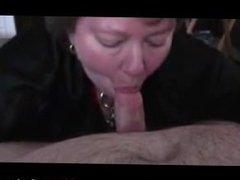 BBW Head 435 Someones Plump Wife Leashed - mature-fucks.com