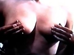 Lizzie Gets Her Tits Out in 1992 (no sound, filmed on 8mm)
