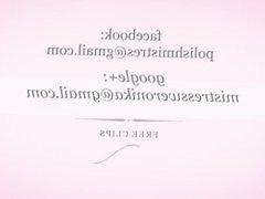 Weronikas Pink Pantyhose For Twin Slave Girl