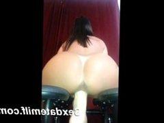 big cock dildo chair riding from sexdatemilf.com